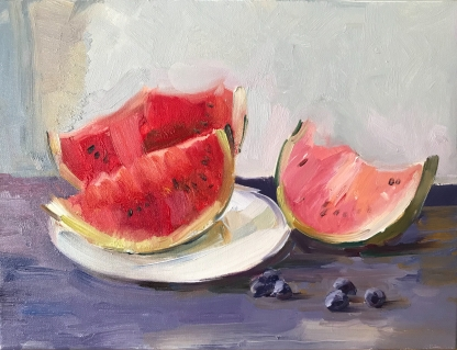 SOLD. Watermelons