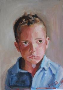 Andrew Portrait 2019